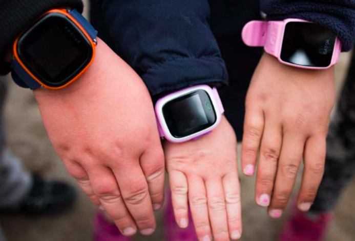 Germany bans kids' smartwatches that can be used for eavesdropping