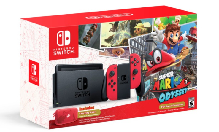 Nintendo may make as many as 30 million Switches next year
