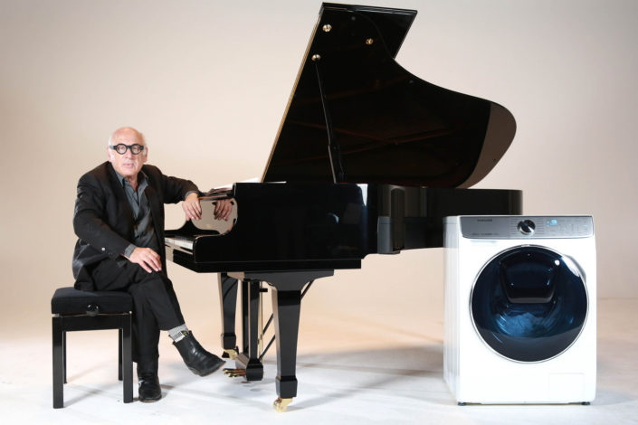 Samsung hired 'The Piano' composer to write a score for a movie about a washing machine