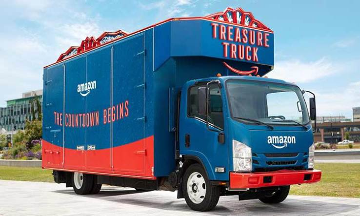 Amazon said to launch delivery service to compete with UPS and FedEx