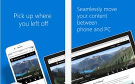Microsoft's Edge browsing apps generally available for iOS, Android