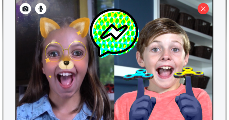 Why I decided to install Messenger Kids