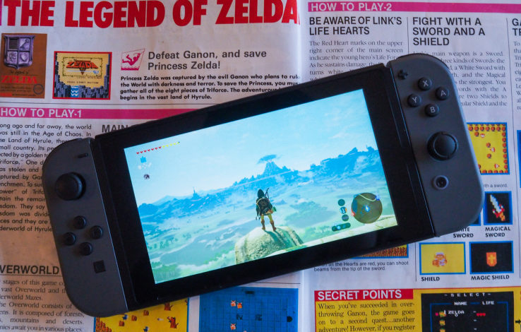 Hacker group manages to run Linux on a Nintendo Switch