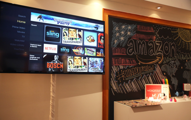 Amazon adds single sign-on for Fire TV