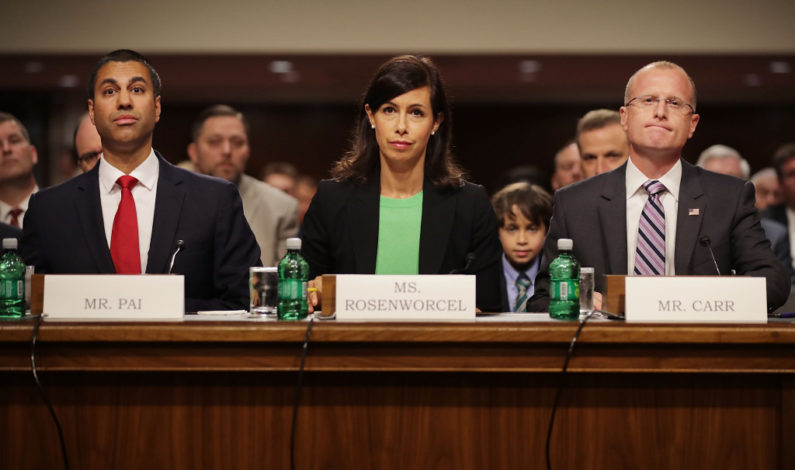 The FCC looks back on a disastrous year through rose-tinted glasses