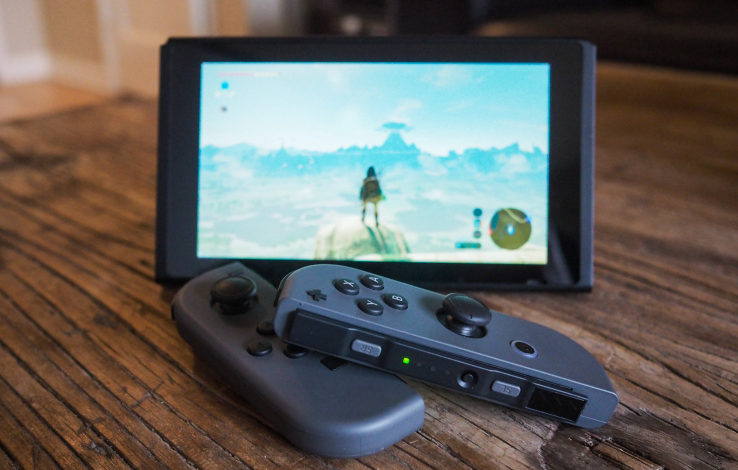 Nintendo's Switch took just 10 months to outsell the Wii U