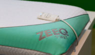 The Zeeq smart pillow tracks sleep, plays music and more