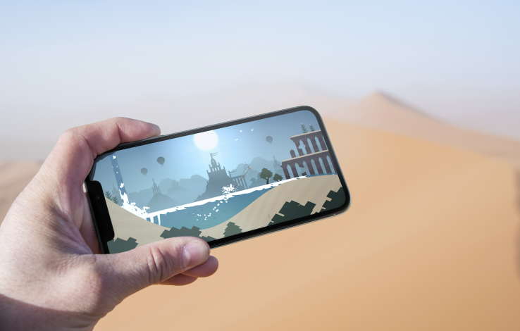 'Alto's Odyssey' is now available on iOS and it's wonderful