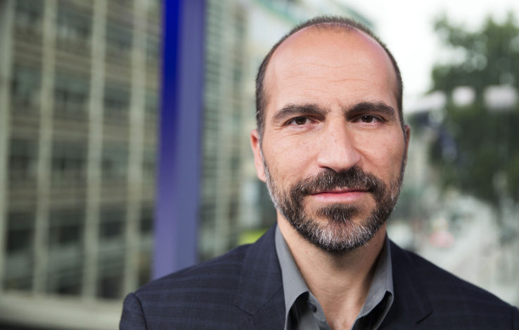 Uber's new CEO could probably win at 10 dimensional chess