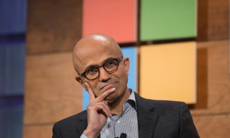 Microsoft's Azure revenue nearly doubled year-over-year in its second quarter