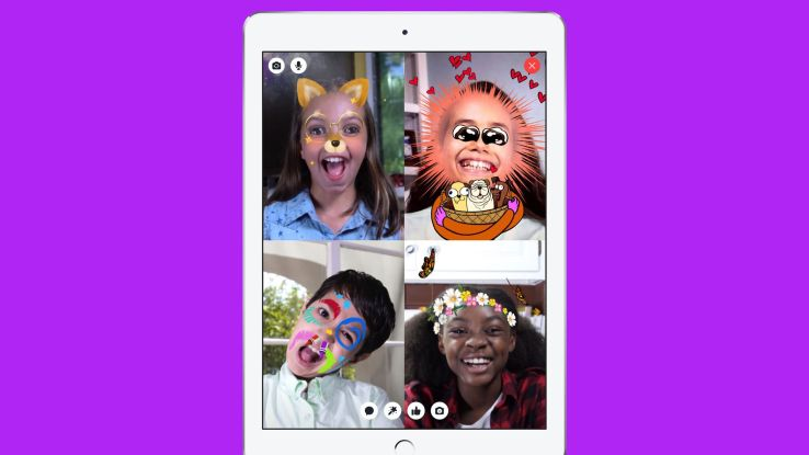 Facebook's child-friendly texting app Messenger Kids arrives on Android