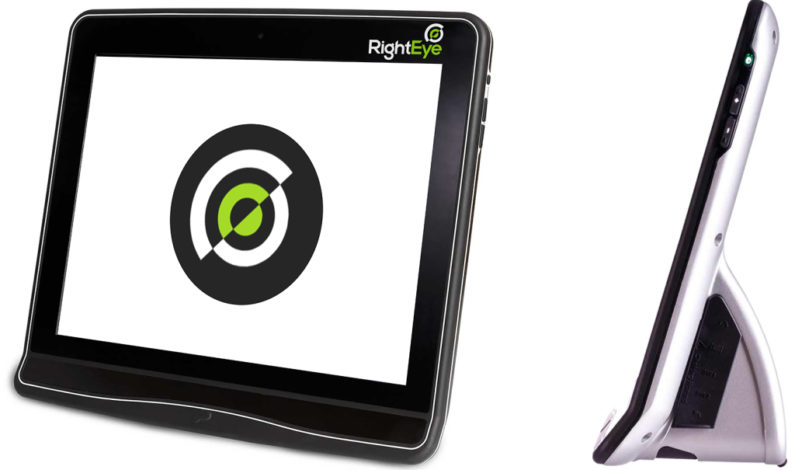 RightEye's portable eye-tracking test catches concussions and reading problems in five minutes