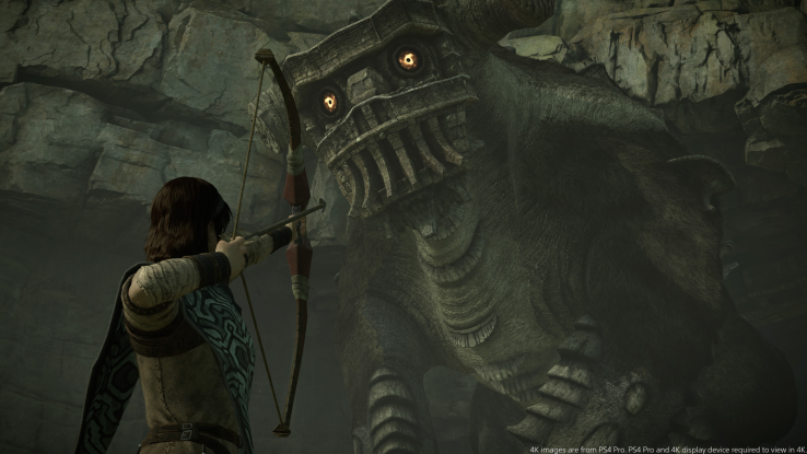 'Shadow of the Colossus' PS4 remake exceeds the original
