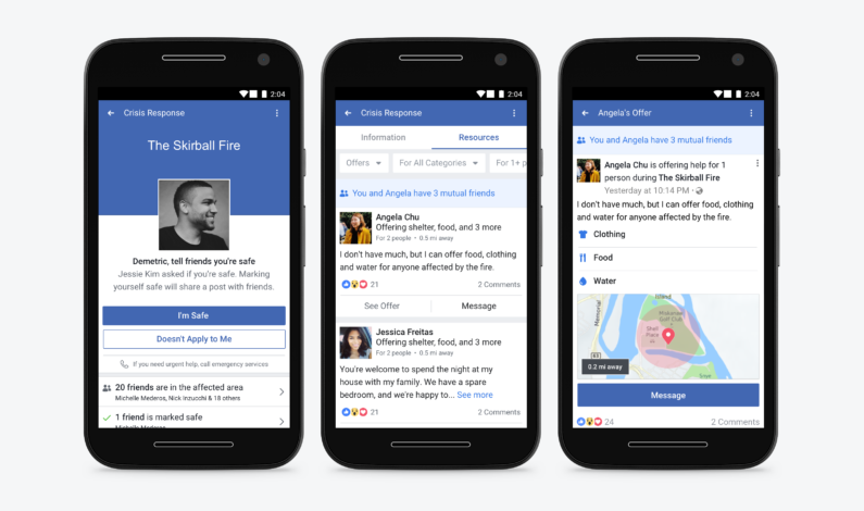 Facebook Lite adds additional crisis response tools