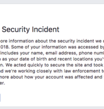 Here's how to find out if your Facebook was hacked in the breach