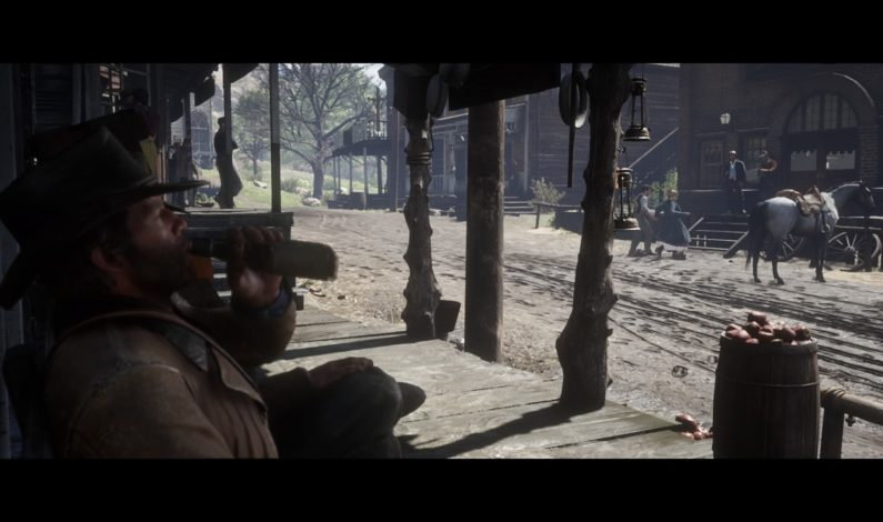 Red Dead Redemption 2 sets the bar high for the next generation of open world games