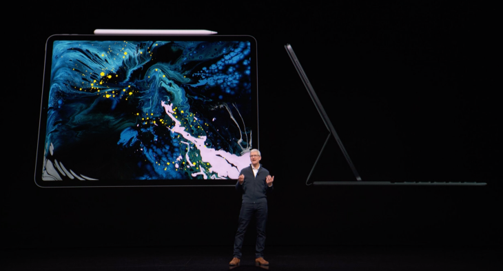 Apple's new iPads delete the home button for good
