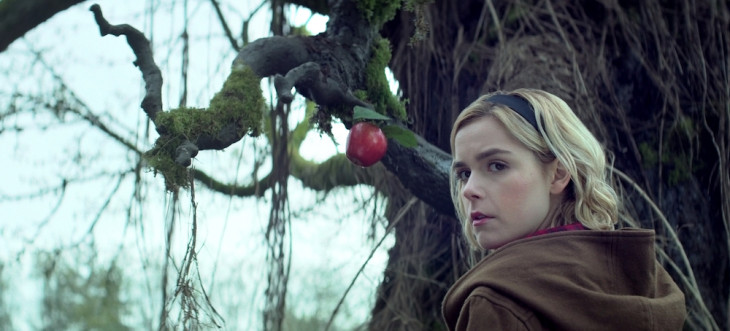 Original Content podcast: We're left a little cold by Netflix's new 'Chilling Adventures of Sabrina'