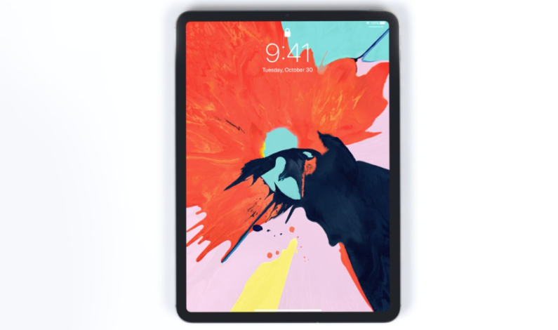 The new iPad Pro features less bezel, larger screens and USB-C