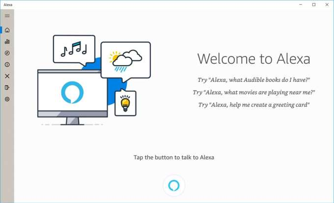 Amazon launches Alexa app for Windows 10 PCs