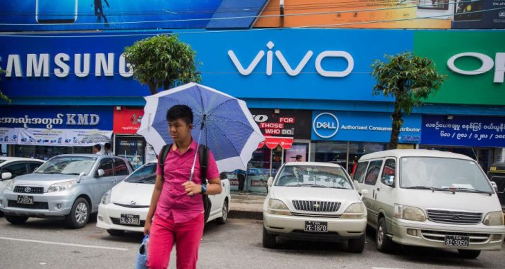 Sub-brands are the new weapon in China's smartphone war