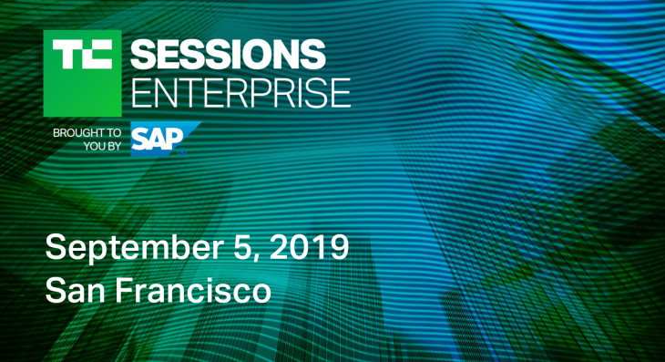 Announcing TechCrunch Sessions: Enterprise this September in San Francisco