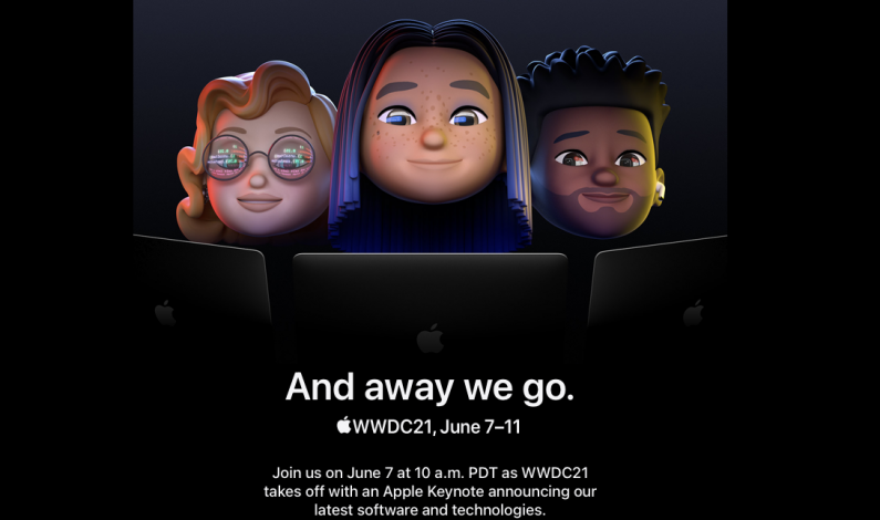 Apple announces WWDC 21 opening keynote. iOS 15, iPadOS 15, MacOS 12, and more expected
